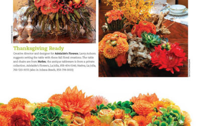 San Diego Home & Gardens – Thanksgiving Ready