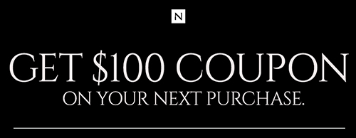Get $100 Coupon on your nest purchase
