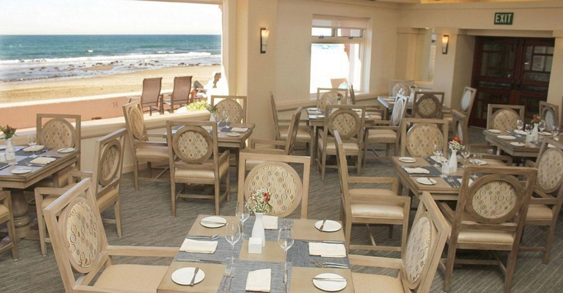 The Shores Restaurant at the La Jolla Beach and Tennis Club