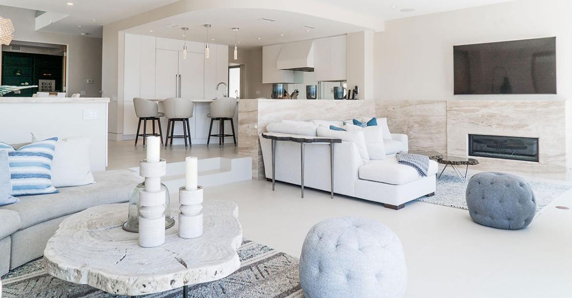 Coronado home designed by Nativa