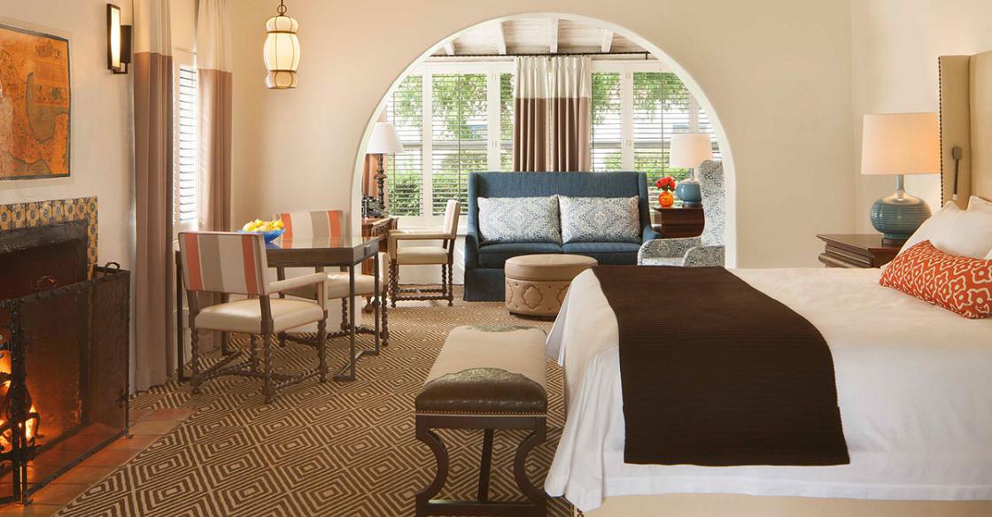 La Quinta Resort room designed by Nativa