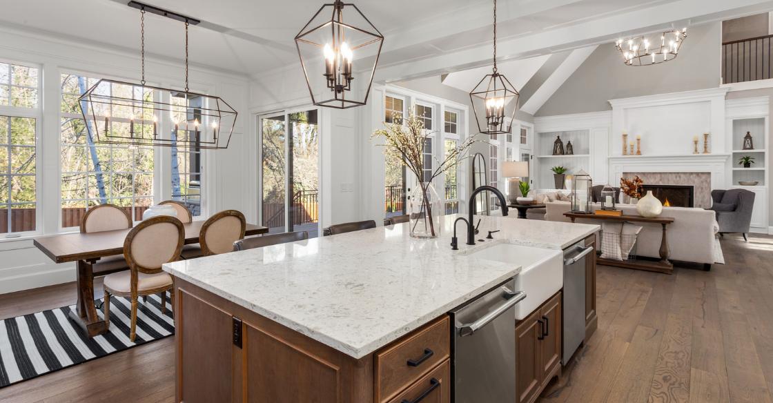 Professionally designed home
