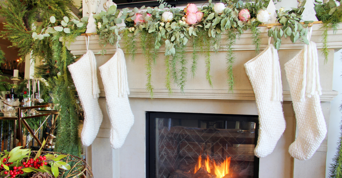 holiday mantle design