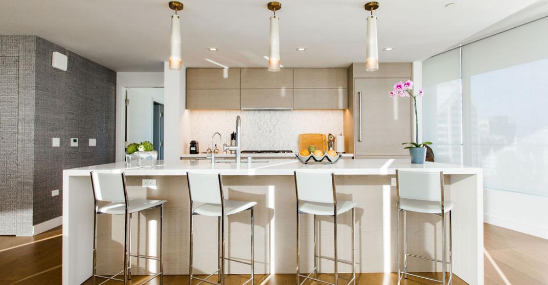 Nativa designed kitchen in San Diego