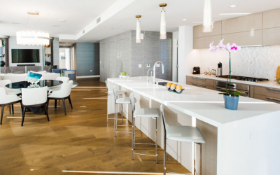 San Diego Interior Design Project of the Month: A Look Inside the Pacific Gate Condos